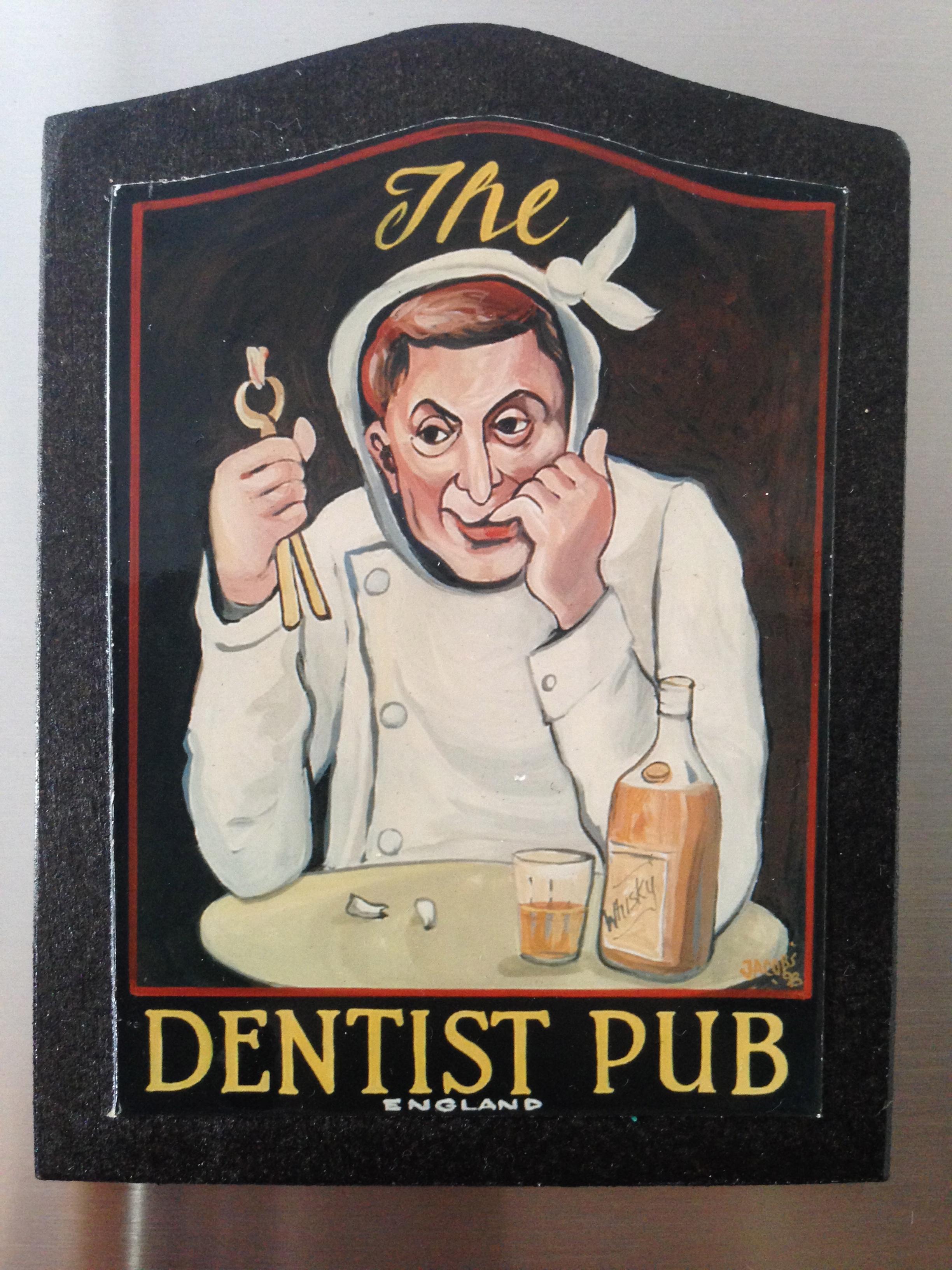 Anne olamıyorsanız dişçiye gidin